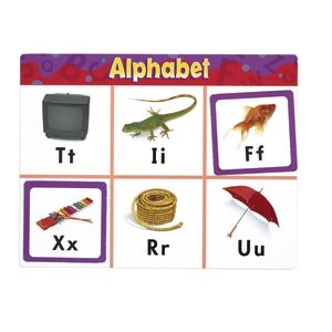 Match Me® Alphabet Game