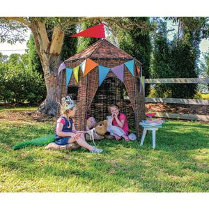 Natural Willow Play House