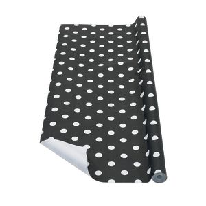 Fadeless® Design Paper Rolls - Black & White Dots