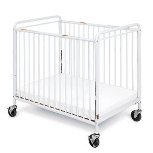 Chelsea™ Compact Non-Folding Steel Crib