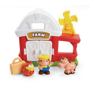 Farmhouse Play Set - 5 Pieces