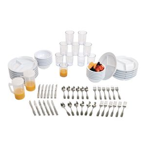 Family Style Dining Classroom Starter Set
