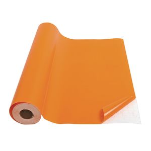 Orange Repositionable Con-Tact® Cover
