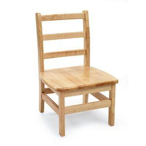 Jonti-Craft® Instructor's Ladderback Chair Pair