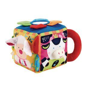Musical Farm Cube