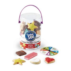 Shape Cookies Game