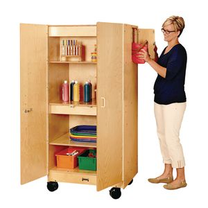 Teacher Hideaway Storage - Mobile