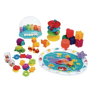 Baby Sensory Play Set - 37 Pieces