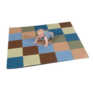 Woodland Patchwork Mat