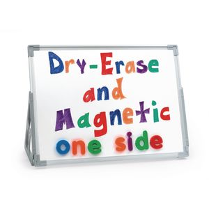 Tabletop Magnetic Dry-Erase Board