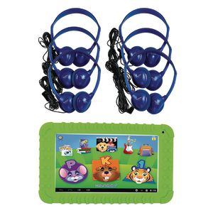 Little Scholar™ and Headphone Tech Pack of 6