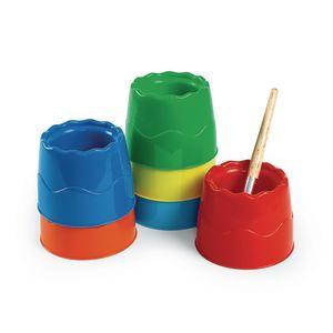 No-Tip Water Pots - Set of 6