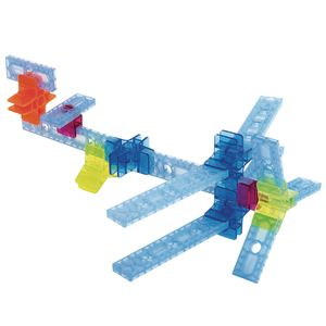 Brackitz™ Inventor Building Set - 100 Pieces