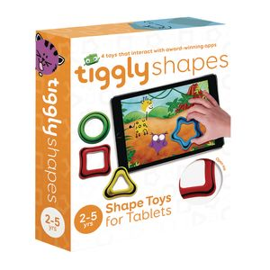 Tiggly Shape Accessories for Tablets