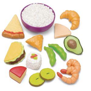 Multicultural Food Set