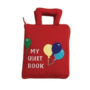 My Quiet Book - Fabric Book