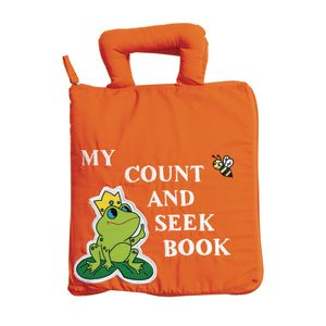 My Count and Seek Book - Fabric Book