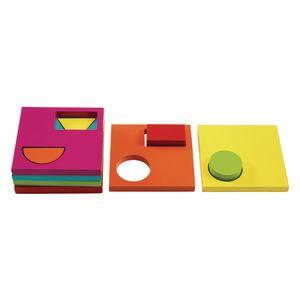 Early Math & Logic Square Puzzle