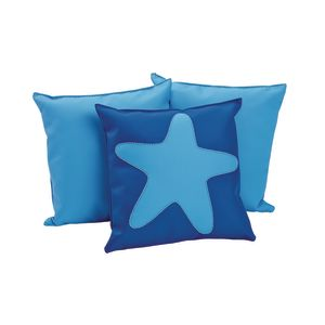 Sea Life Pillows - Set of 3