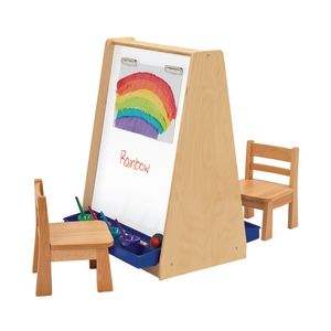Toddler Floor Easel