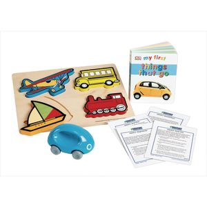 Learning Pack-Toddler Move & Go