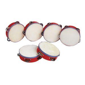 Tambourines - Set of 6