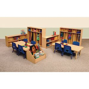 Angeles Value Line™ Toddler Furniture - Set of 15