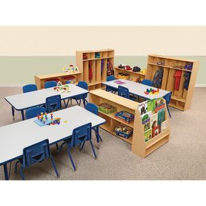 Angeles Value Line™ Preschool Furniture Set of 21