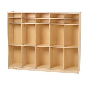 MyPerfectClassroom® 10-Section Locker
