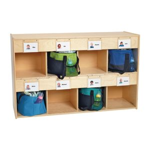 Environments® Infant Diaper Bag Storage - Assembled