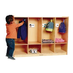 Environments® My Size Toddler Locker - Assembled