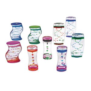 Classroom Liquid Timers - Set of 9