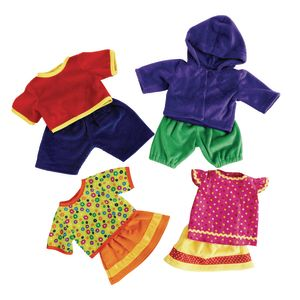 Excellerations® Multi-Size Doll Clothes