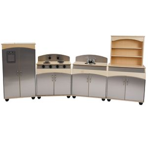 Contemporary Complete Kitchen - Set of 4