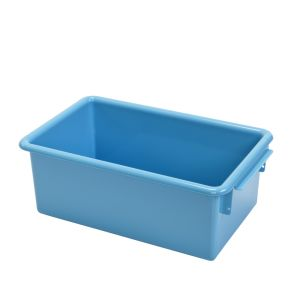 Easy Label Bin Azure Blue