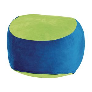Sensory Bean Bag Cover Green/Blue