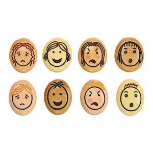 Toddler Jumbo Emotion Stones - Set of 8