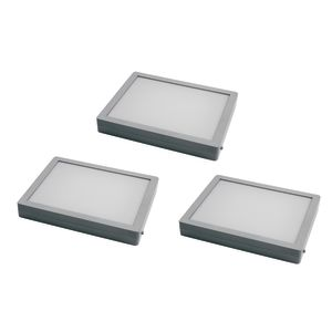 Excellerations® LED Light & Bright Panel Set of 3