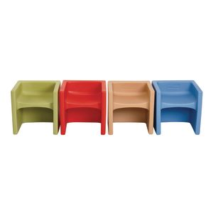 Chair Cube® 4 Pack - DSS Colors