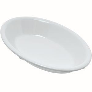 Melamine Bowl 6-1/2 oz. Oval - White