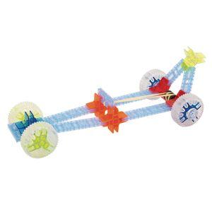 Brackitz Wheels Inventor Set 43 Pieces