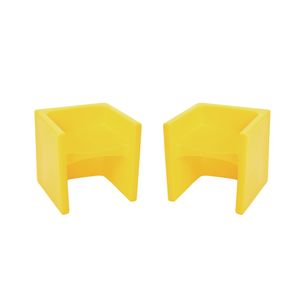 Chair Cube® 2 Pack - Yellow