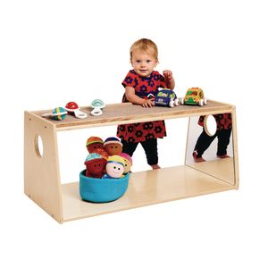 Peek-At-Me Baby Activity Table - Assembled