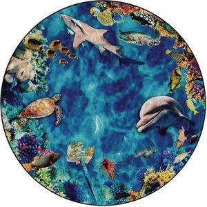 Into the Sea Carpet 6'