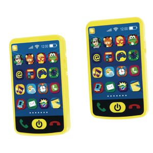Discovery Baby Smart Phone Set of 2