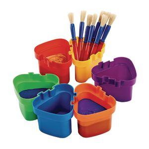 Connector Art Pots Set of 6