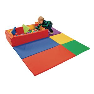 Environments® PVC Free Play Mat & Toy Box