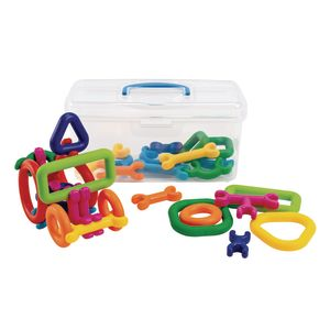 Jumbo Creative Clip Construction 33 Pieces