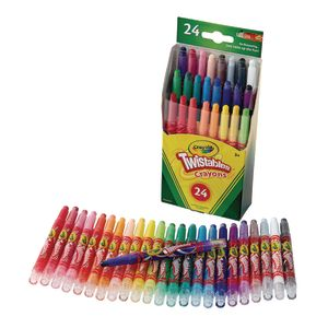 Crayola® Mini Twistables™ Crayons Set of 24