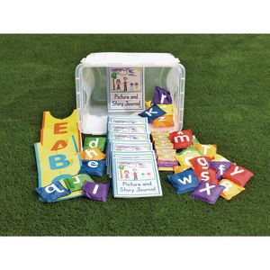 Outdoor Learning Kit Language